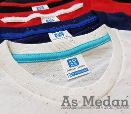 Kaos Polos Premium Koze Polka Comfort | Cotton Bamboo 30's