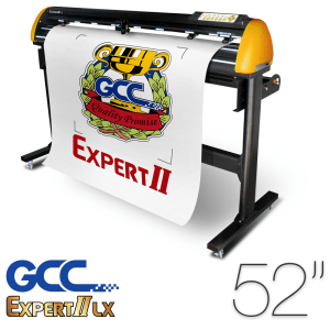 Mesin Cutting Sticker GCC EXPERT II 52 LX