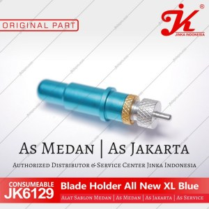 Blade holder mesin cutting jinka