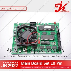 mainboard mesin cutting jinka
