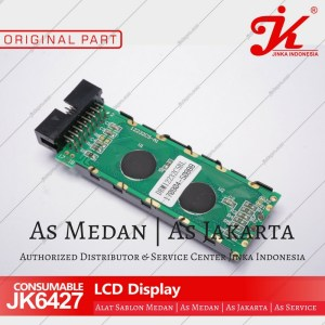 LCD Display mesin cutting sticker jinka
