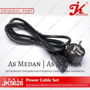 kabel power mesin cutting jinka