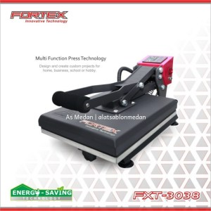 Mesin press kaos Fortex