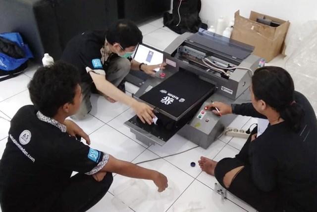 Merawat Printer DTG | Service DTG