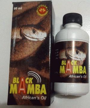 Black Mamba Oil Pembesar Penis