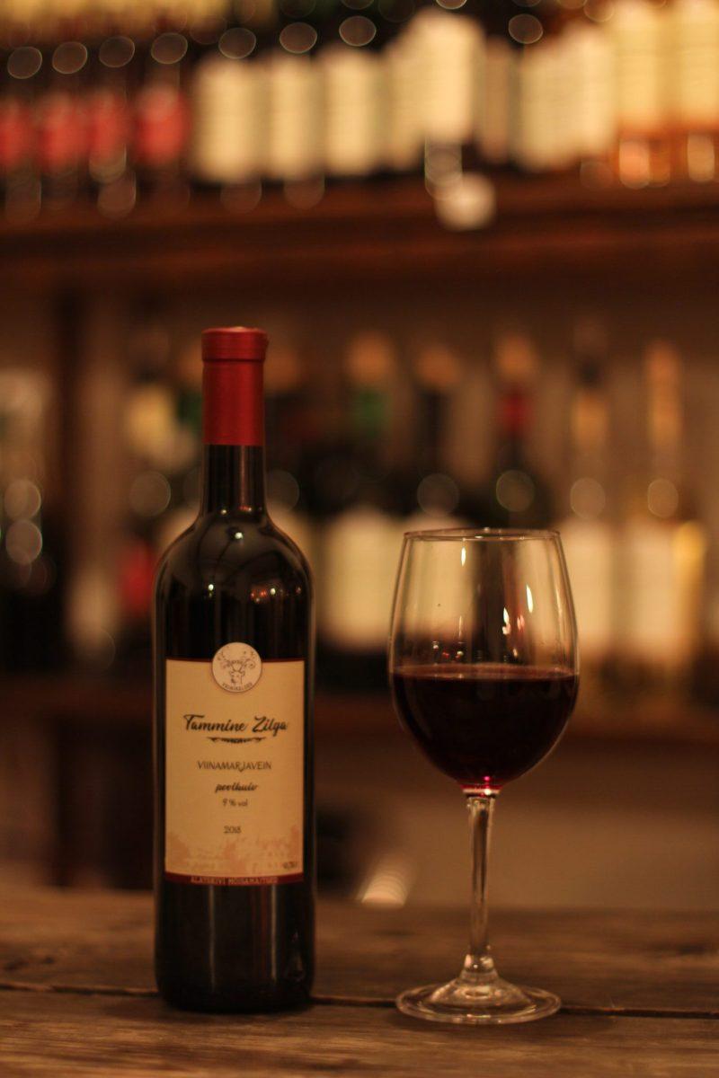 Tammine Zilga:viinamarjavein