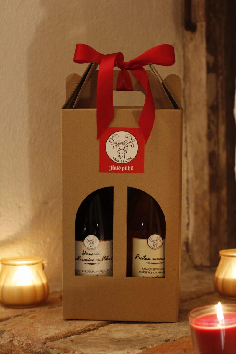 Jõulukink veinid