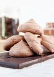 Gluten-Free Dairy-free Chocolate dessert, Chocolate Chunk Meringue Cookies