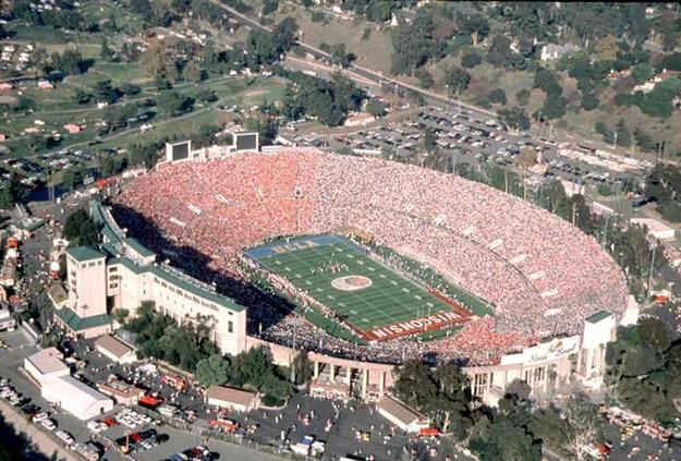 Rose Bowl Amerikan Futbolu