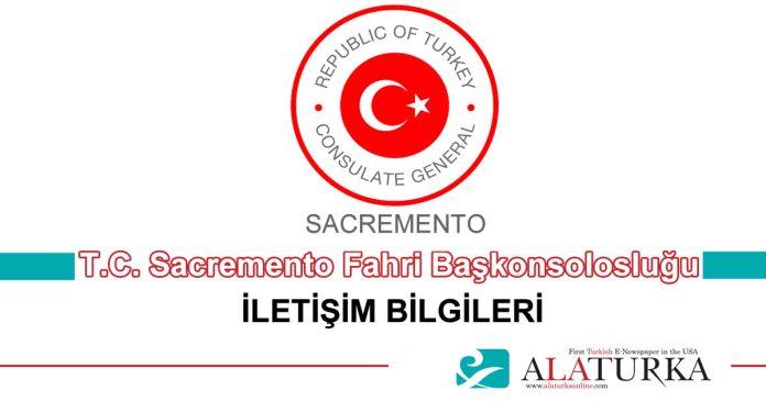 Sacremento Fahri Baskonsoloslugu Illetisim Bilgileri