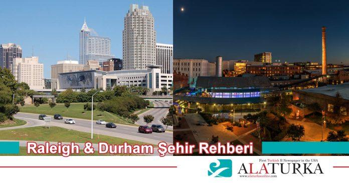 Raleigh Durham Sehir Rehberi