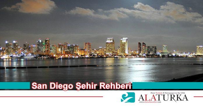 San Diego Sehir Rehberi