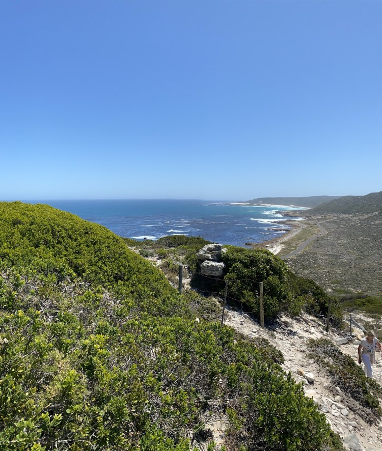 Top of Cape of Good Hope