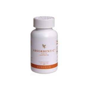 Forever living vitaminas A absorbent C