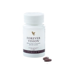 forever living vitaminai akims vision