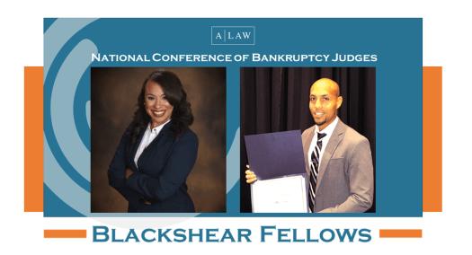 Blackshear Fellows