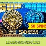 Игровой слот Sun & Moon