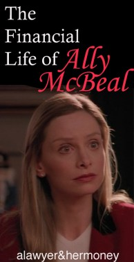 the financial life of ally mcbeal