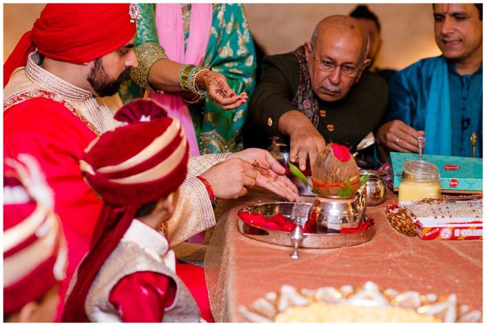 Sehra Bandi at the bertram inn