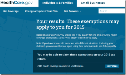 2015-06-25 09_54_46-Exemptions Screener _ HealthCare1.gov