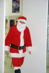 Arrivée du Père Noël !