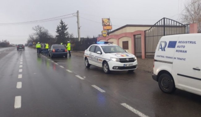 actiune politia RAR