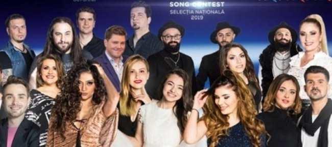 finala eurovision romania 2019