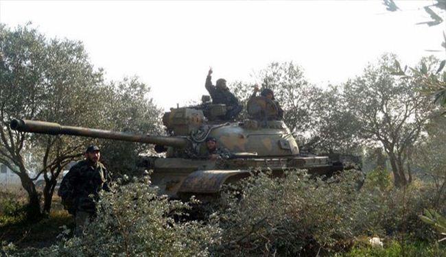 الجيش السوري يستعيد جبلي السيد والنوبة في ريف اللاذقية الشمالي