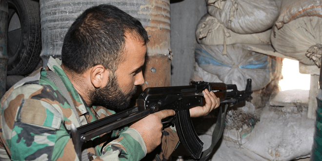 KHAAN AL-SHAYKH FALLING TO SYRIAN ARMY AS RODENTS QUIT THEIR POSITIONS; 95% OF ALL ALQAEDA TERRORISTS OUT OF SOUTH DER'AH CITY–EXTERMINATED ONCE AND FOR ALL! 1