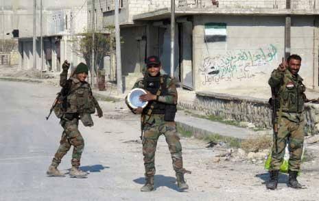 AL-MUHAYSINI ESCAPES IDLIB FOR SAUDI ARABIA!  AHRAAR AL-SHAAM NO MORE!  ALEPPO LIBERATED!  AYMAN ZHAWAAHIRI COMING TO SYRIA VIA OBAMA AIRLINES 3