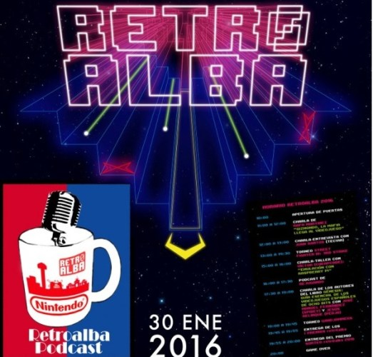 Llega la tercera edición de RetroAlba, la Feria Castellano Manchega del videojuego clásico
