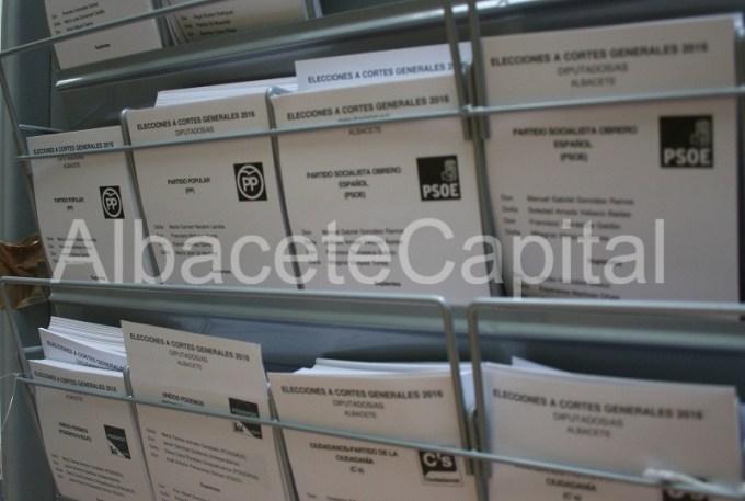 El PSOE obtendría 2 escaños en Albacete mientras que PP y Cs conseguirían uno, según el CIS