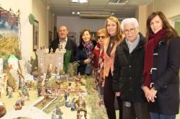 Foto.Belén Asociación de Mayores 'Hospital'.3º Premio