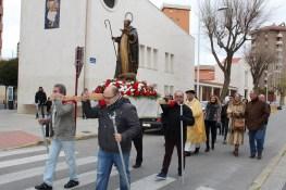 Foto.Procesión en honor a San Antón (2)