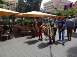 Edición del pasado año del Mercado Medieval en Albacete