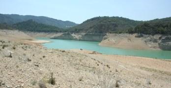 Los embalses de la cuenca del Segura pierden agua