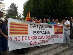 concentración apoyo catalanes 2