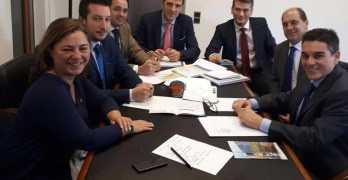 Almansa y Caudete dan pasos para sumarse al Proyecto del Corredor Mediterráneo Ferroviario