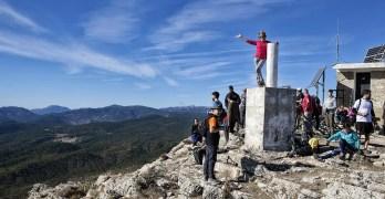 Ruta del Padrastro, un recorrido hasta el pico más alto de Bogarra en la Sierra del Segura