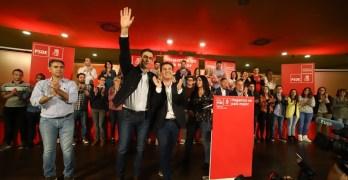 Pedro Sánchez llena en Albacete sin la presencia de García Page