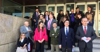 El 62% de los jueces y magistrados de la región secunda la jornada de huelga