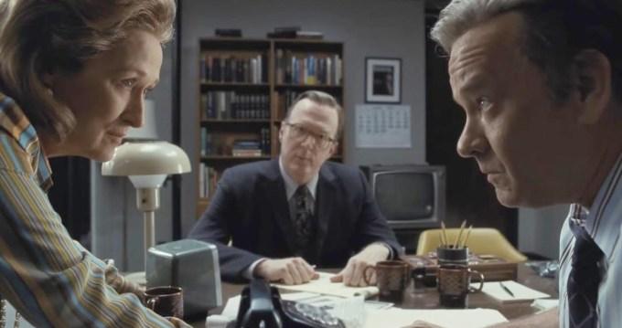 La película 'Los archivos del Pentágono' abre el II ciclo de periodismo en el cine