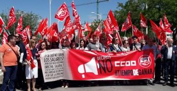 Los sindicatos exigen mejoras en las condiciones laborales y salariales