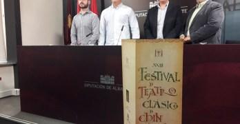 """Nueve obras """"con alma de Albacete"""" para  el  XXIII Festival de Teatro Clásico de Chinchilla"""