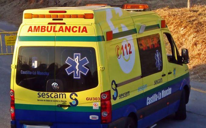 Seis heridos tras salirse una furgoneta de la A-31 a la altura de La Roda