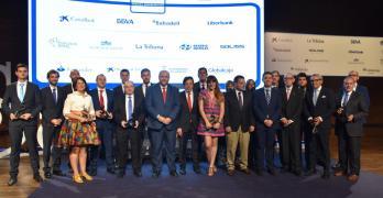 FEDA reconoce a los empresarios de la provincia en la XIX edición de los premios 'San Juan'