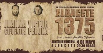La programación cultural de la Feria de Albacete arrancará con 'Albacete 1375' del albaceteño Juanma Cifuentes