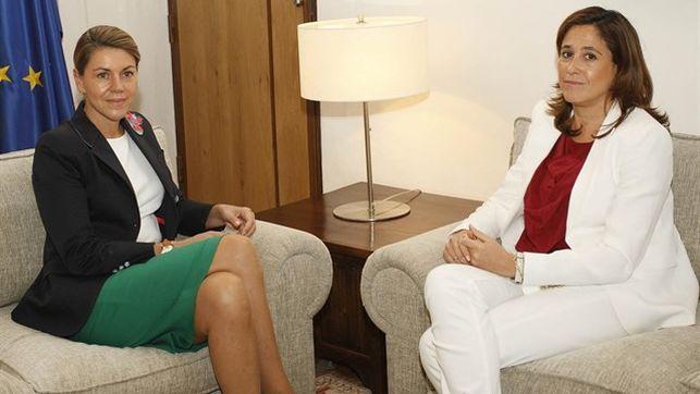 "Rosa Romero ""reflexiona"" sobre presentar su candidatura para suceder a Cospedal"