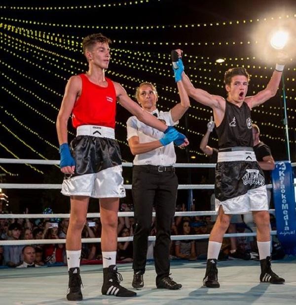 El albaceteño Álex Muñoz, convocado para el Campeonato de España de Boxeo