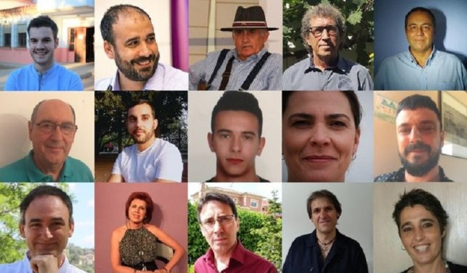 Tres mujeres y doce hombres: estos son los nuevos líderes municipales de Podemos